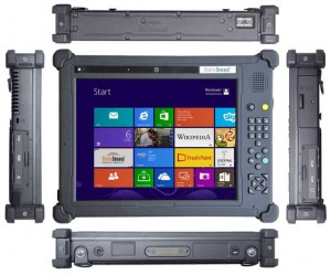 Why Is A Rugged Tablet PC Heavier Than An iPAD ?