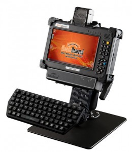 Rugged Tablet PC Keyboard Options