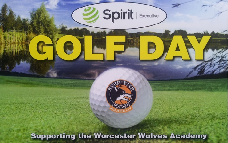 Worcester Wolves Academy Golf Day