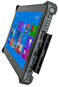 Large Screen Road Warrior Rugged Tablet