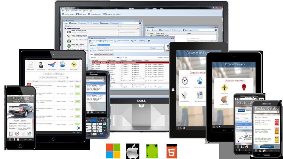 Enterprise Grade Mobile Apps