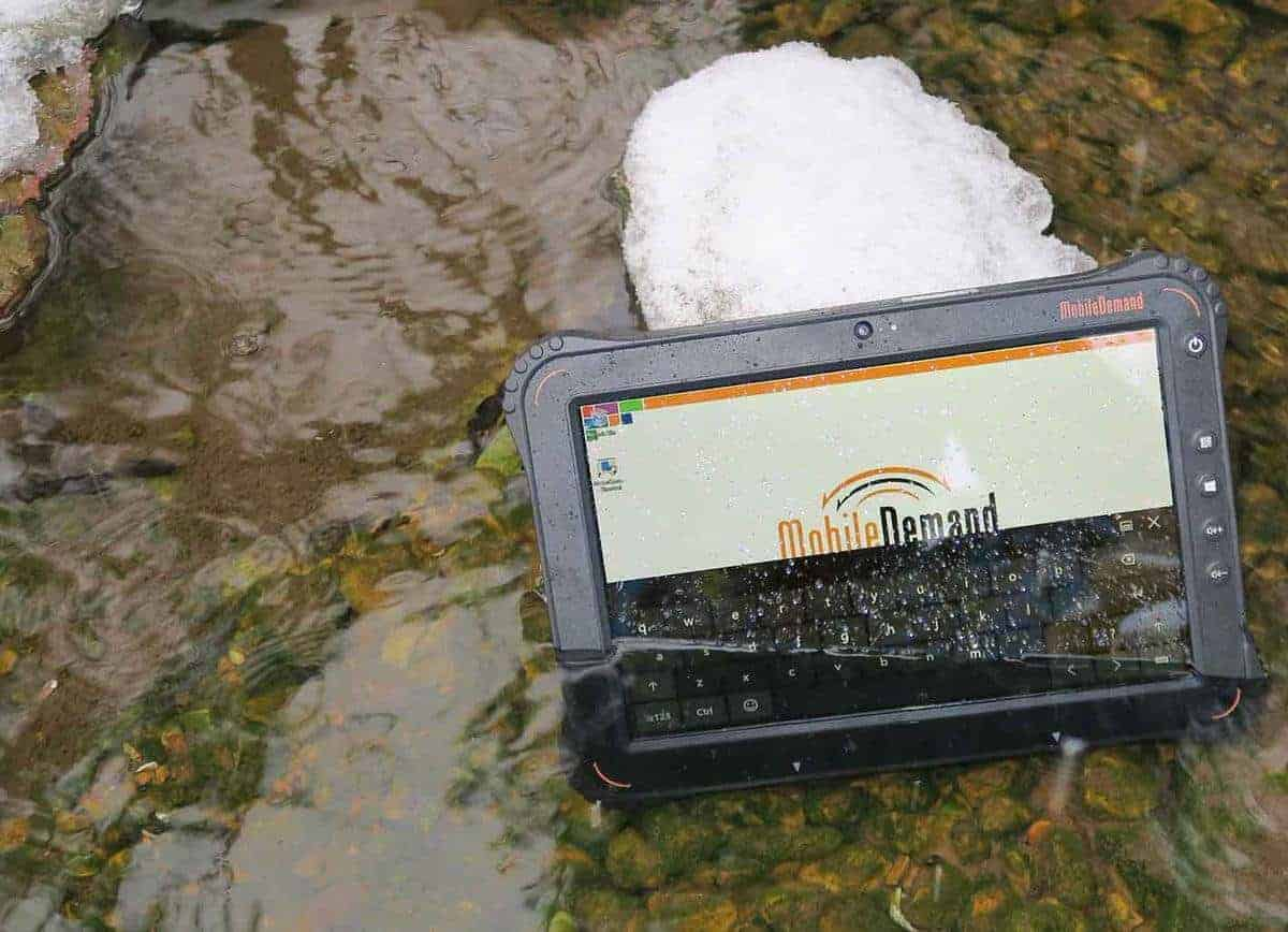 Rugged Tablet PC What are IP Ratings?