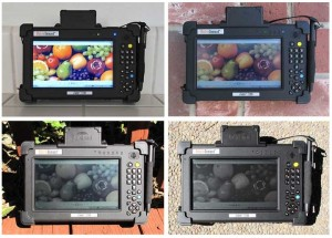 New xTablet T7200 Rugged Tablet PC 5