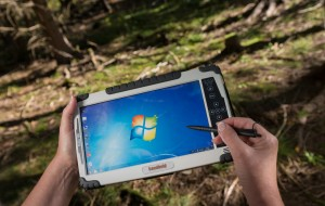 "Rugged 10"" tablet PC"