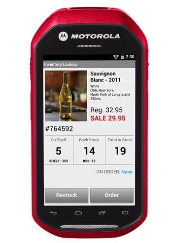 Motorola MC40