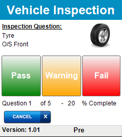 Daily Walk Around Checks For Vehicle Inspection