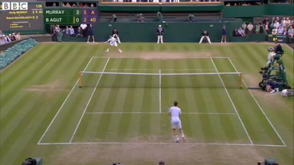Panasonic FZ-G1 Serves Up An Ace At Wimbledon