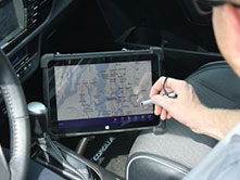 xTablet Flex 10 Vehicle Cradle