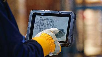 Specialist Rugged Tablets