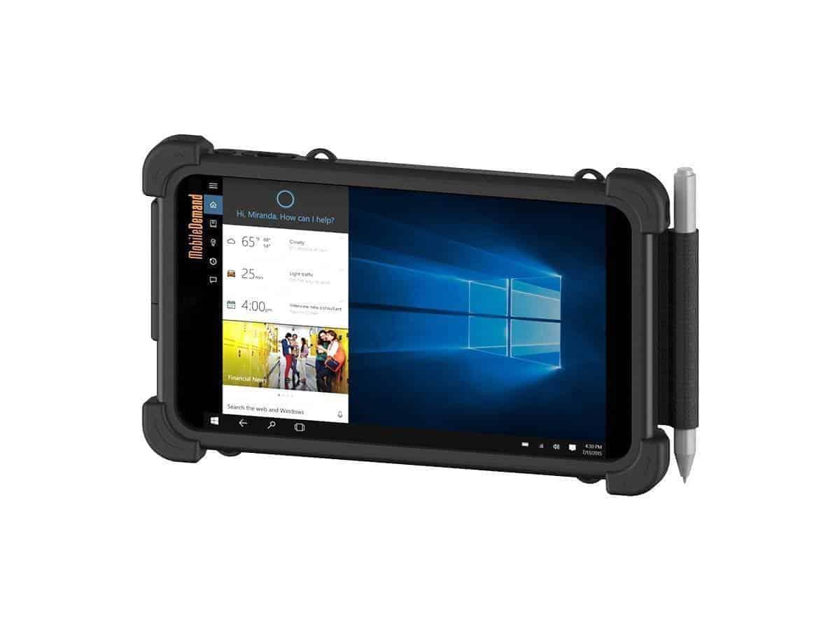Enterprise Ready Lightweight Rugged Windows Tablet