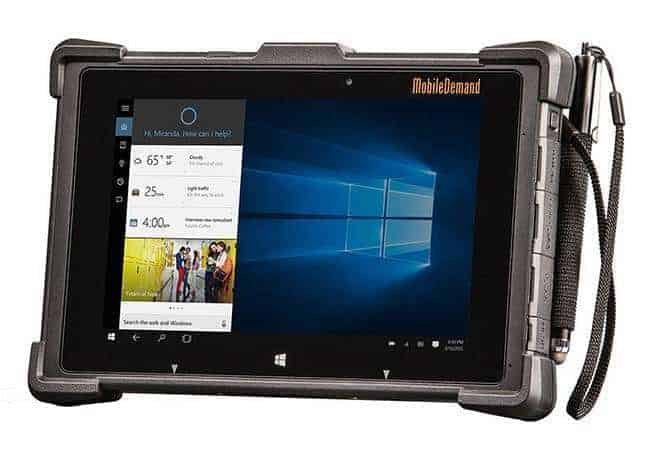 Feature Rich Rugged Tablet With Camera