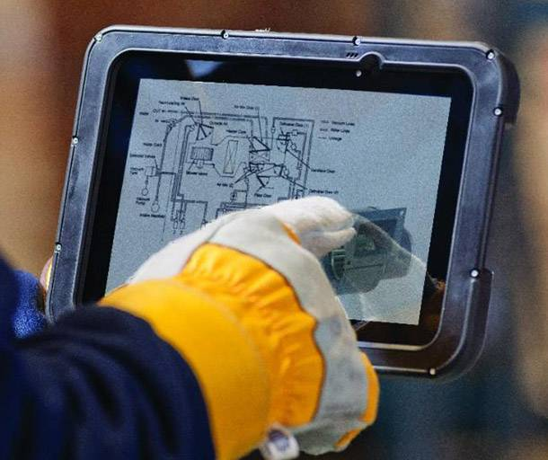 Specialist Rugged Tablets 4