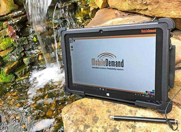 xTablet Flex 10A Rugged Tablet Review