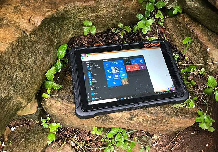 Rugged Tablet Review