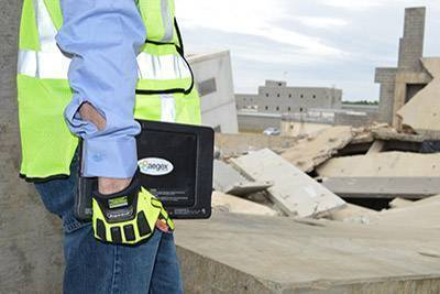 AEGEX 10 Intrinsically Safe Windows Tablet