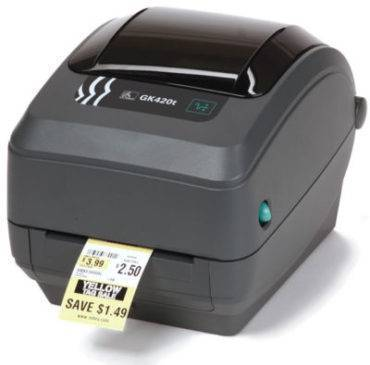 Zebra GK420 Thermal Printer