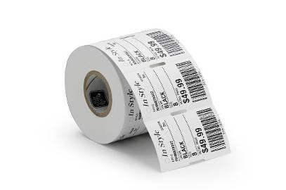 Thermal Printer Media Tags