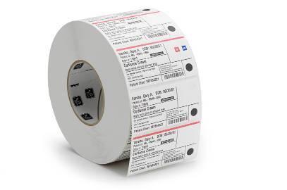 Thermal Printer Media Labels