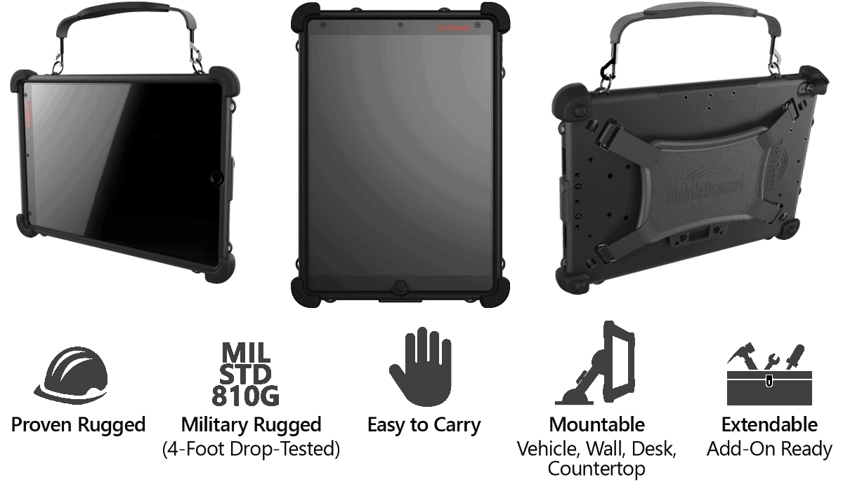 Introducing Rugged Cases For Le Ipad Pro