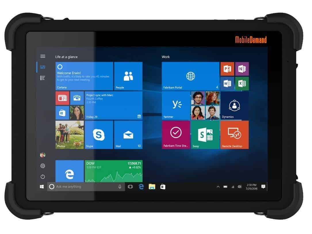 Rugged Tablets Mobileworxs