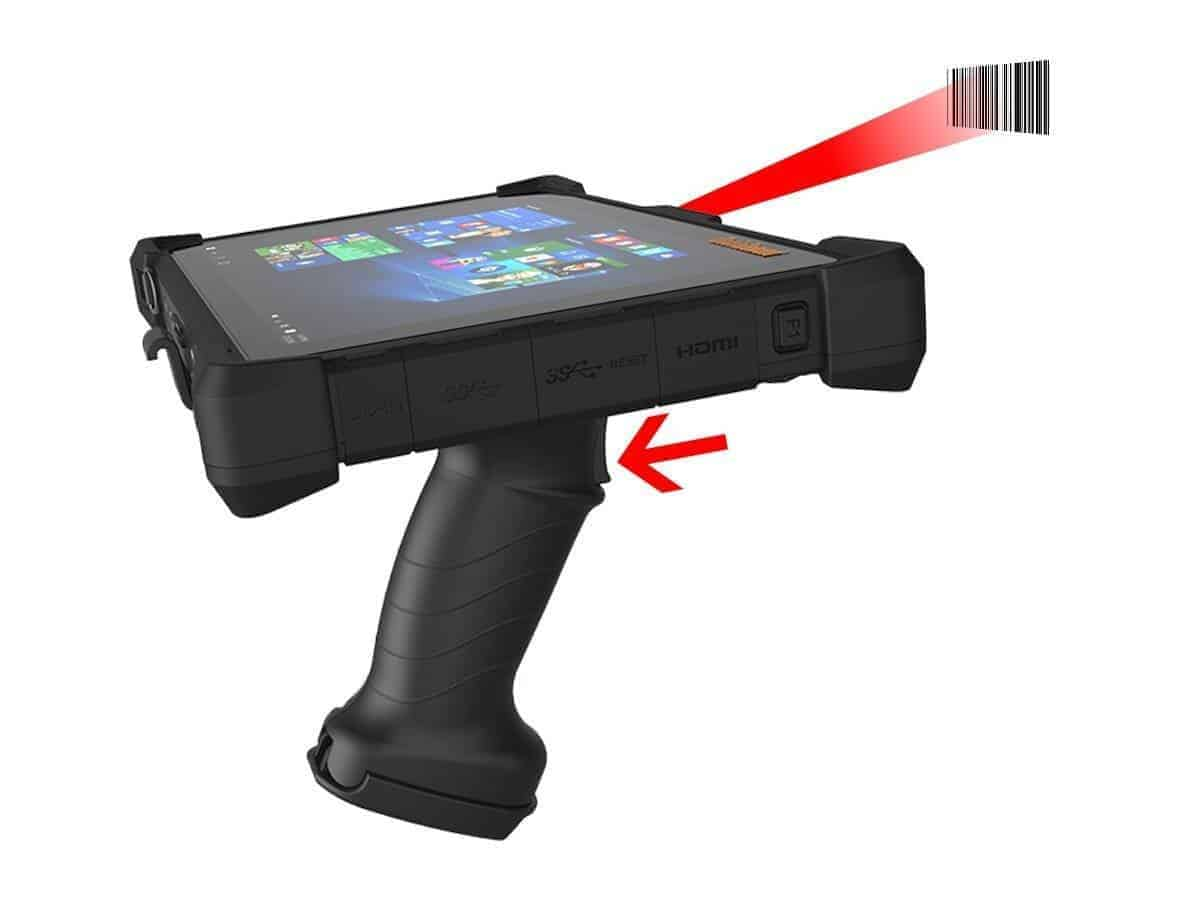Scan Handle for 8650 7