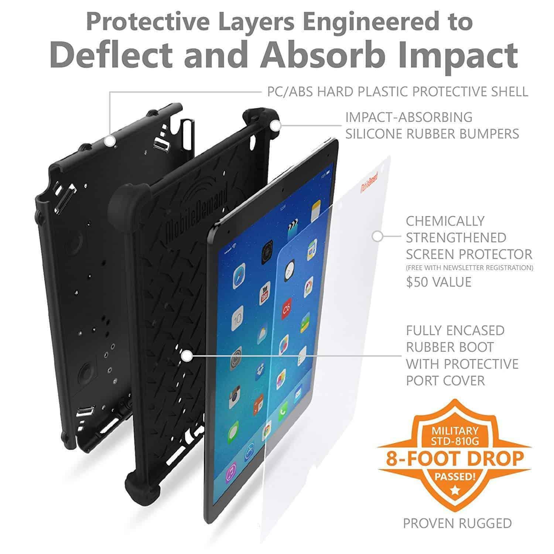 Apple iPad Pro Rugged Case 9