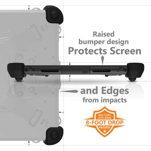 """Apple iPad Pro 9.7"""" Premium Rugged Case"""