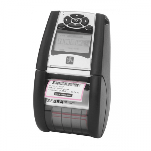 "Zebra QLn 220 - 2"" Mobile Thermal Printer"