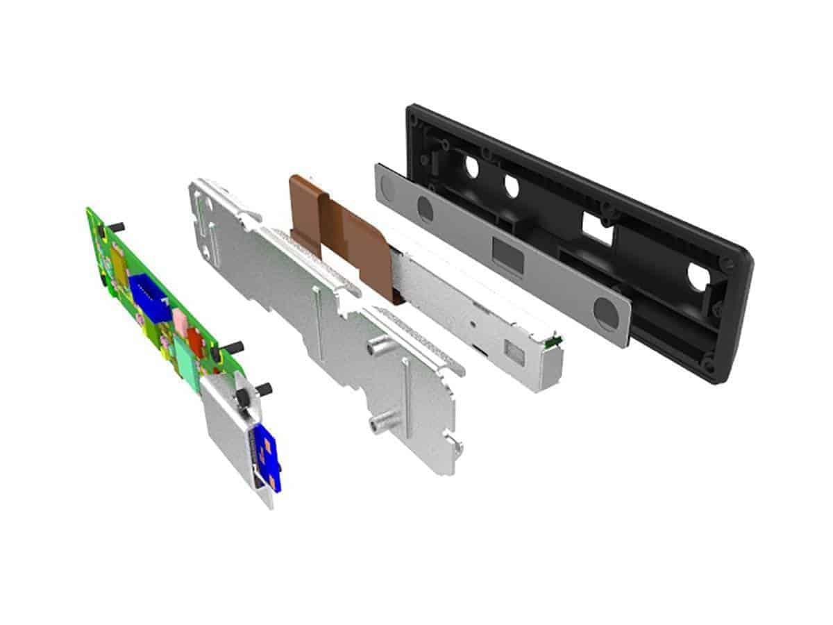 Volume Dimensioning 3D Camera System 4