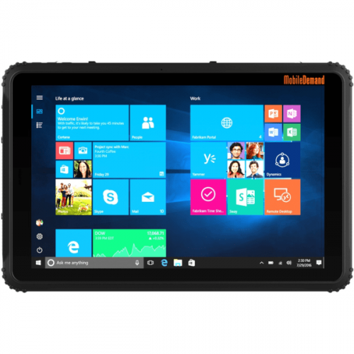 "10"" Thin Rugged Tablet"