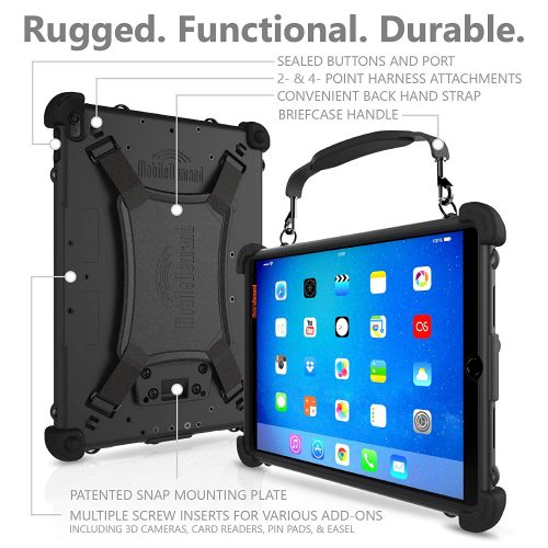 Rugged Case for iPad 9.7 inch