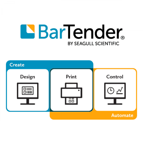 Bartender 2019 - Create and automate labels, barcodes and more