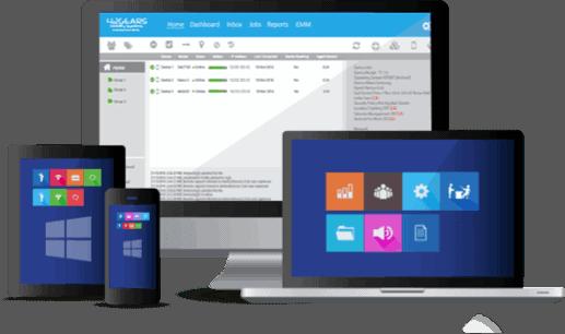 Mobile device management UEM sofware 3