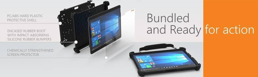 Rugged Microsoft Surface Case Drop Test 1