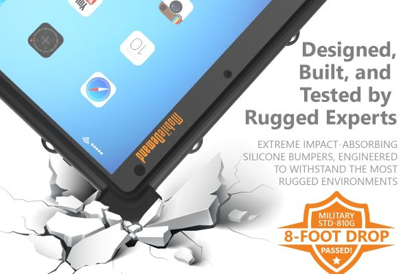 Rugged iPad Cases