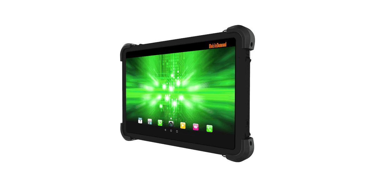 "New A1180 Android 9 10"" Enterprise Tablet with GMS 5"