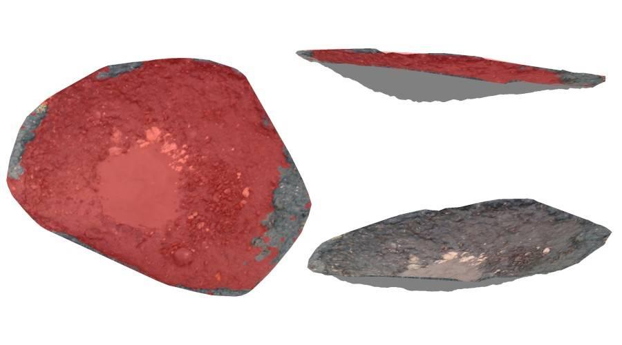 3D Pothole Measurement 3