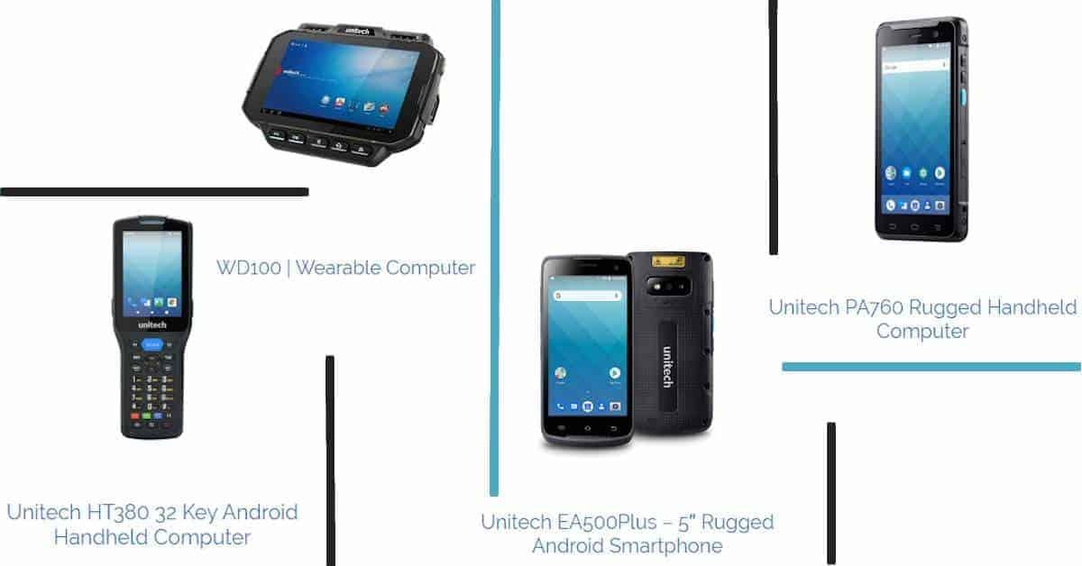 Unitech Mobile Computers 1