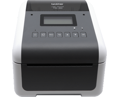 Brother TD-4000 Thermal Printer Series 11