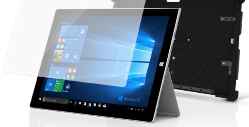 Ecommerce Surface Pro bundles thumbnail