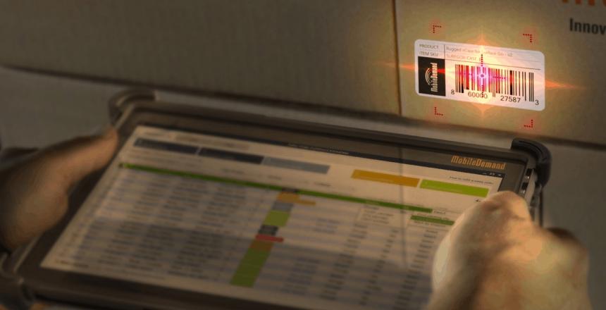 MSR & barcode scanner